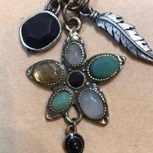 Lucky Brand Jewelry - Lucky Brand Charm Necklace